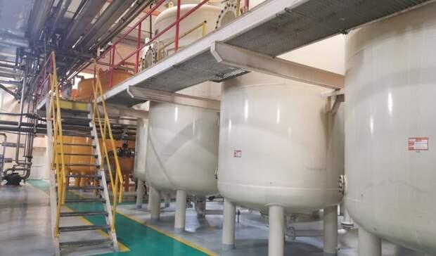 «Амилко» готовится запустить производство глубокой переработки пшеницы