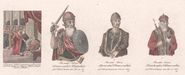 Блудова Русь: как воеводы Киевских князей меняли…