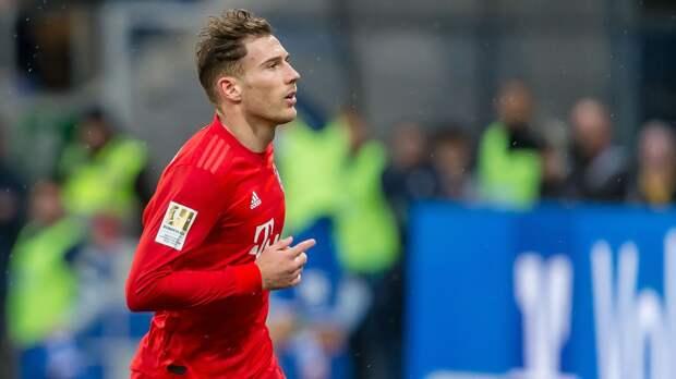 «Бавария» разобралась сМенхенгладбахом даже без Левандовски иМюллера. Чемпионство может быть уже вследующем туре
