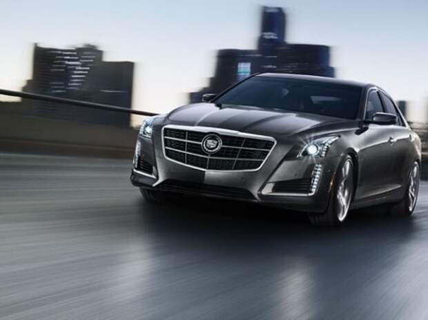 GM приостановил продажи подержанных Cadillac CTS