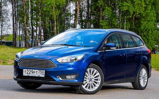 Ford Focus с российским мотором и роботом: первые 12 тысяч