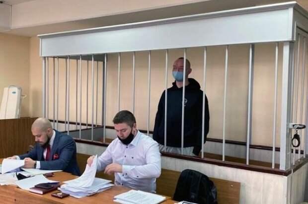 Суд продлил арест экс-журналисту Сафронову по делу о госизмене