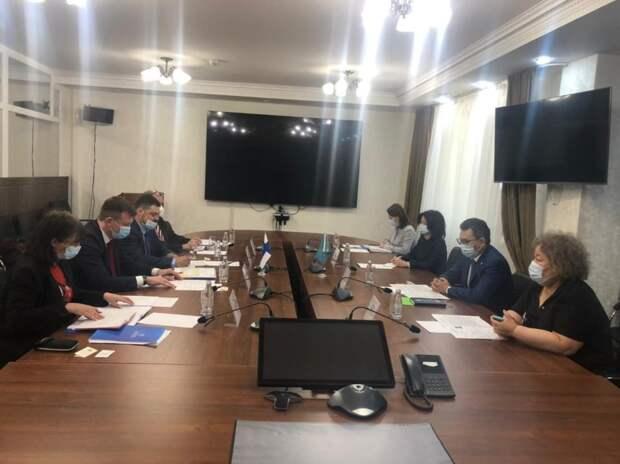 Минторговли Финляндии готово поддержать Казахстан и совместно занять место на рынке ЕС