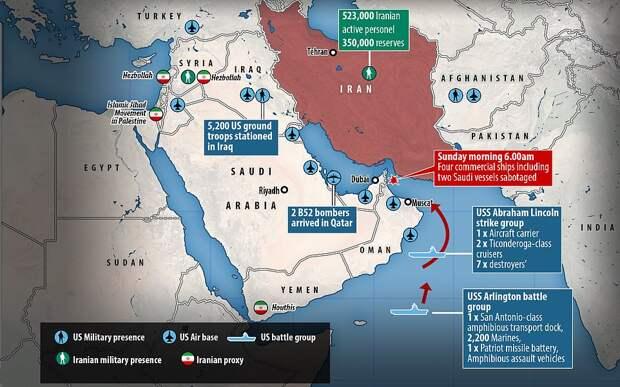 Для начала новой войны на Ближнем Востоке Вашингтону  нужна еще одна провокация