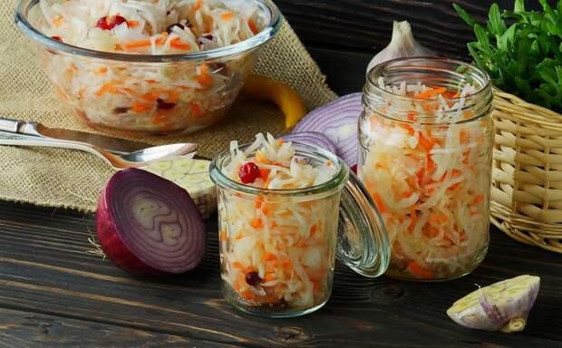 польза квашенной капусты