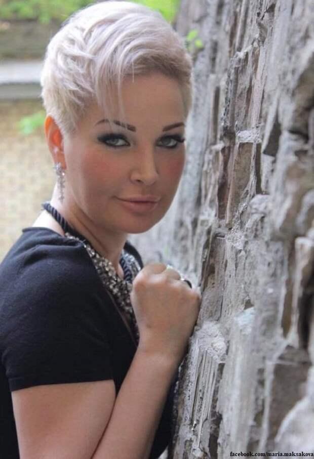 Мария Максакова собирается лишить бывшего мужа родительских прав