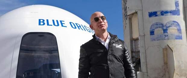 Первый туристический полет корабля New Shepard назначен на июль