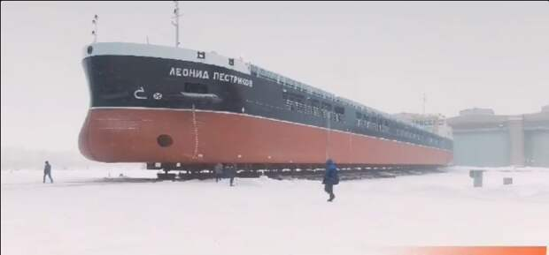 В Параде Победы в Нижнем Новгороде будет участвовать судно, построенное на заводе «Красное Сормово»