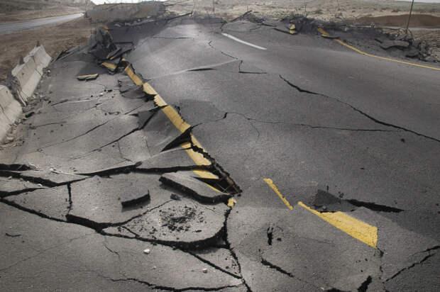 Коллапс американской инфраструктуры