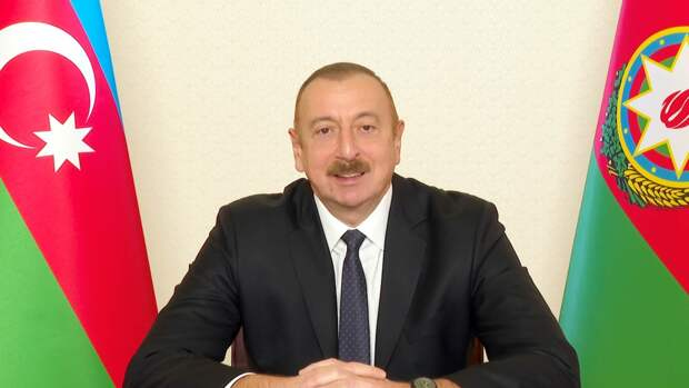 Алиев предостерег Ереван от интернационализации приграничного конфликта