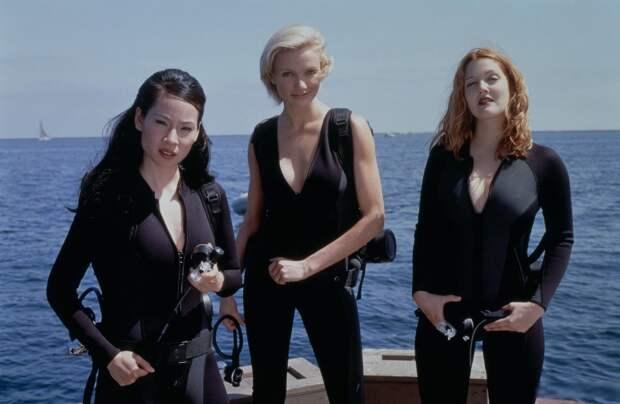 """""""Ангелы Чарли"""": новое феминистическое кино?"""