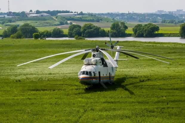 День открытых дверей в МАИ будет посвящен вертолетостроению Фото: Департамент ГОЧСиПБ