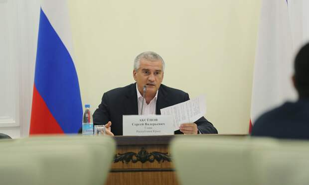 Аксенов назначил Мухомор в правительство Крыма