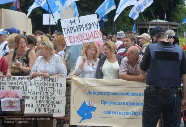 Власти Украины решили отбирать у граждан жилье за долги по ЖКХ