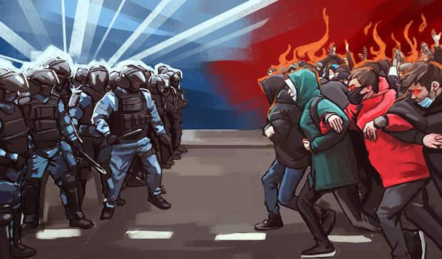Несистемная оппозиция – более 10 лет истощения ресурсов условного противника