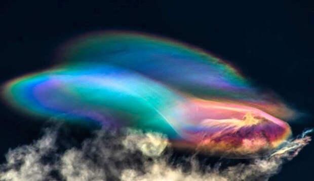облако, инопланетян