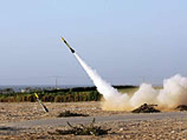 Обстрел  из сектора Газы