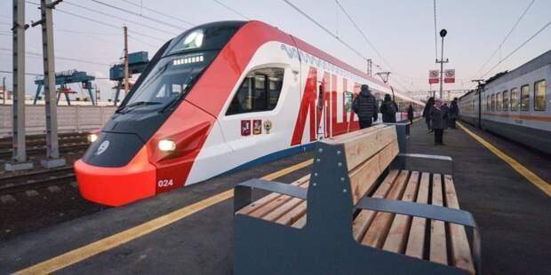 График движения поездов через «Лианозово» изменится в выходные дни мая и июня