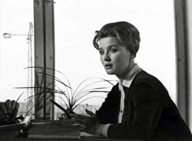 Кадр из фильма *Дни летные*, 1965   Фото: kino-teatr.ru