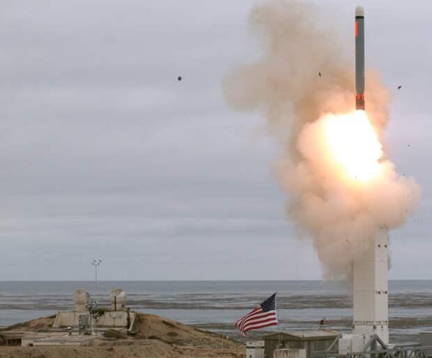 США испытали новейшую модификацию ракеты Tomahawk