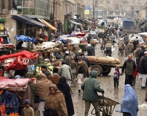 Вице-президент объявил себя временным главой Афганистана