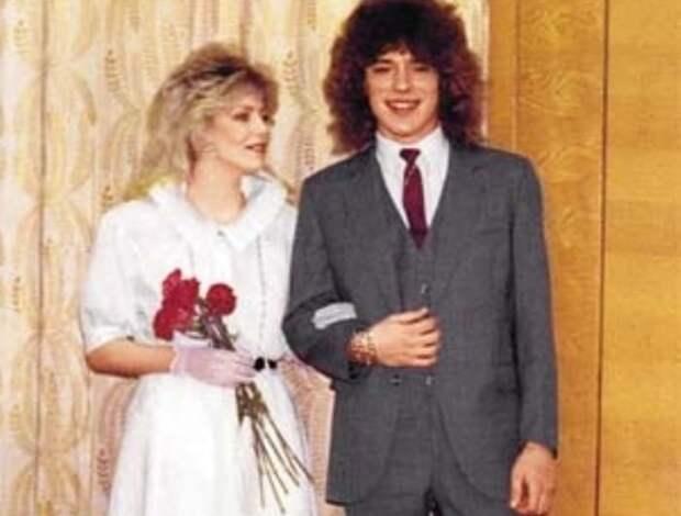 Брак Натальи Ветлицкой с Женей Белоусовым просуществовал 10 дней | Фото: vev.ru