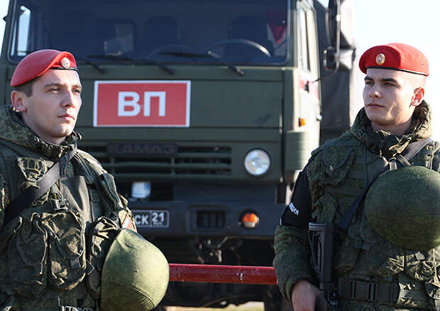 Военнослужащие военной полиции ЮВО в Сочи уничтожили условных диверсантов на учении