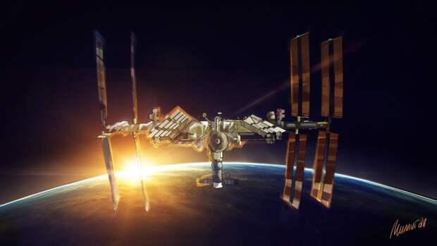 В NASA сообщили о «кувырках» МКС при неполадках в модуле «Наука»