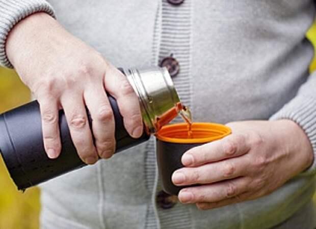Напитки для термоса — возьмём уют с собой
