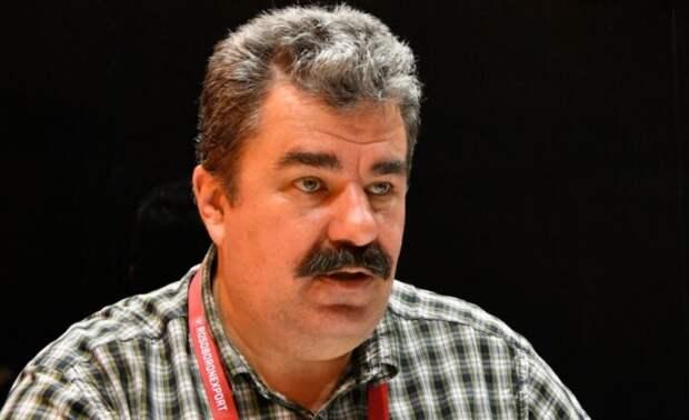 Алексей Леонков объяснил, как насамом деле обстоят дела вармии США
