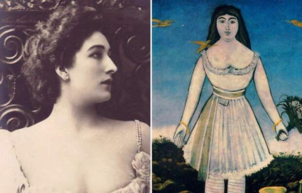 Что правда, а что вымысел в истории о влюбленном художнике и миллионе алых роз