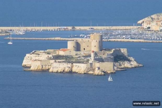 Замок Иф (фотопутешествие)