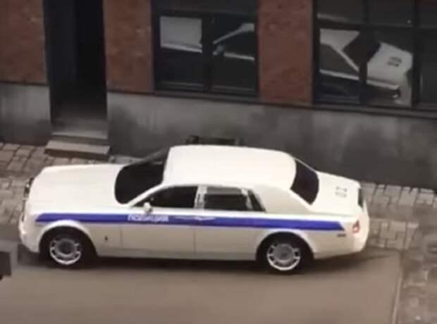 """Результат пошуку зображень за запитом """"И это не мираж: Rolls-Royce Phantom на службе в полиции (видео)"""""""