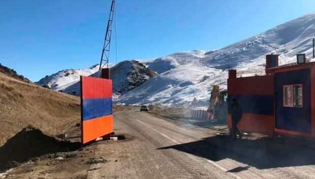 МИД России назвал долгосрочное решение инцидентов наармяно-азербайджанской границе