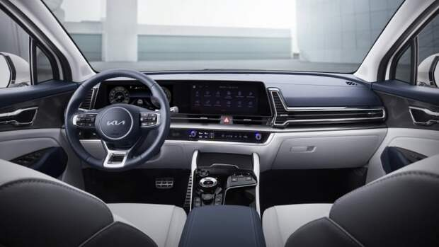 "Kia Sportage X–Line ""обвинили"" в краже идей концерна Lada"
