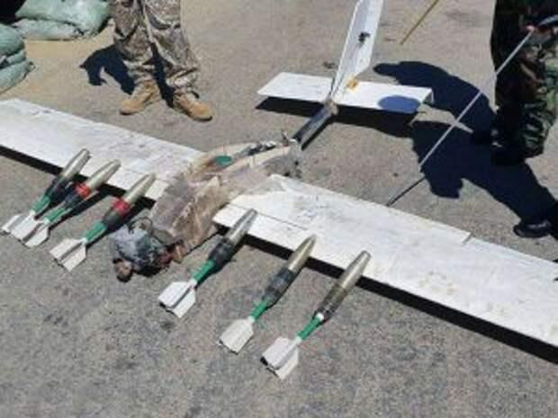 Самоуправляемый дрон без приказа убил человека