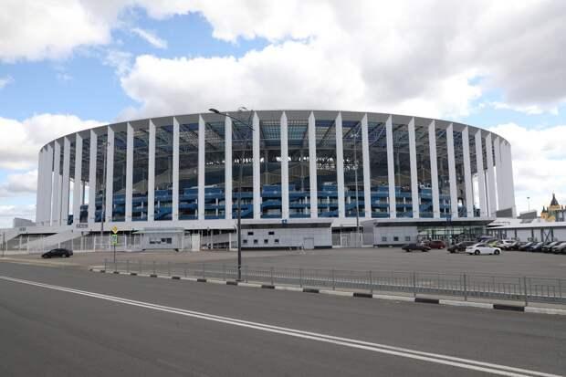 Финал футбольного Кубка России в Нижнем Новгороде начнется с минуты молчания