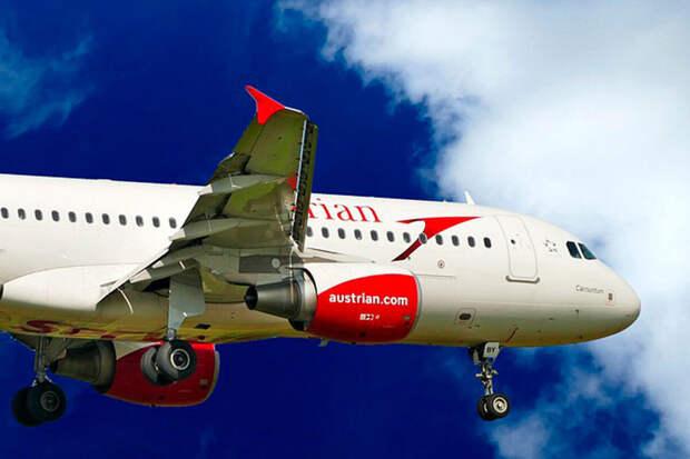 Рейсы в Москву из Вены и Парижа отменили из-за изменившегося маршрута