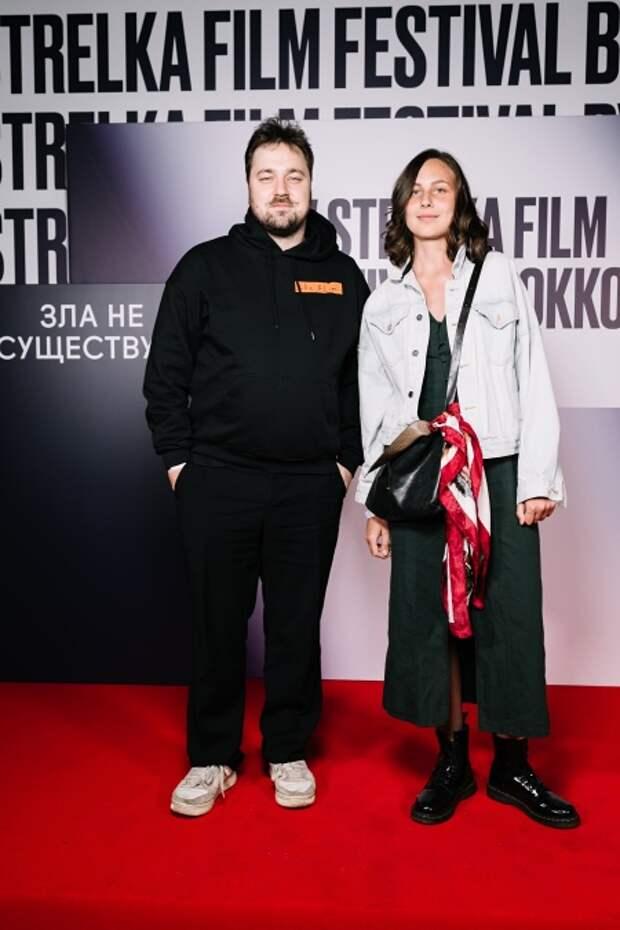 Василий Зоркий и Полина Веденяпина