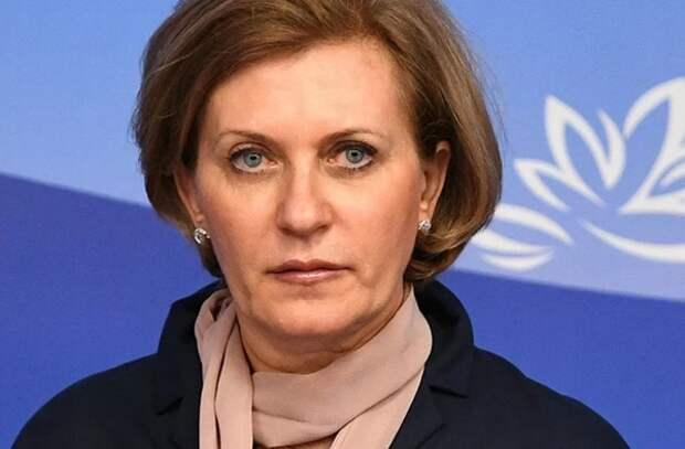 Попова заявила об остановке роста числа заражений коронавирусом в России