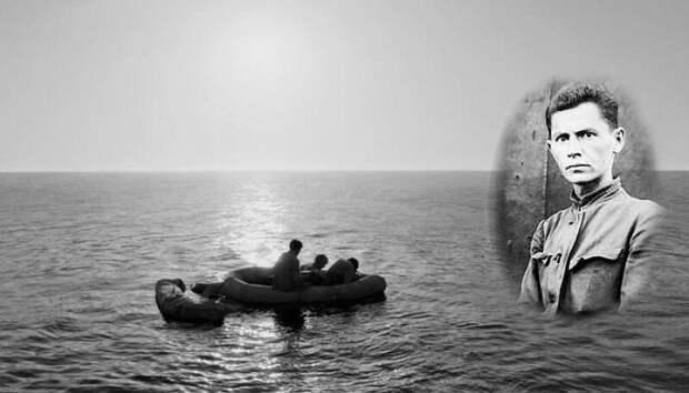 Одиссея Павла Ересько: как защитник Севастополя 37 дней дрейфовал в Черном море