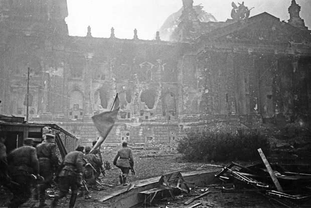 Изобретательность Красной армии при штурме Берлина