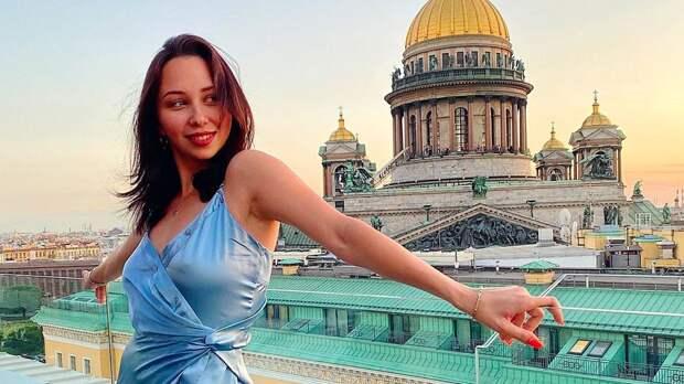 «Благодарна судьбе, что являюсь жителем одного из самых красивых городов мира». Туктамышева — о Санкт-Петербурге