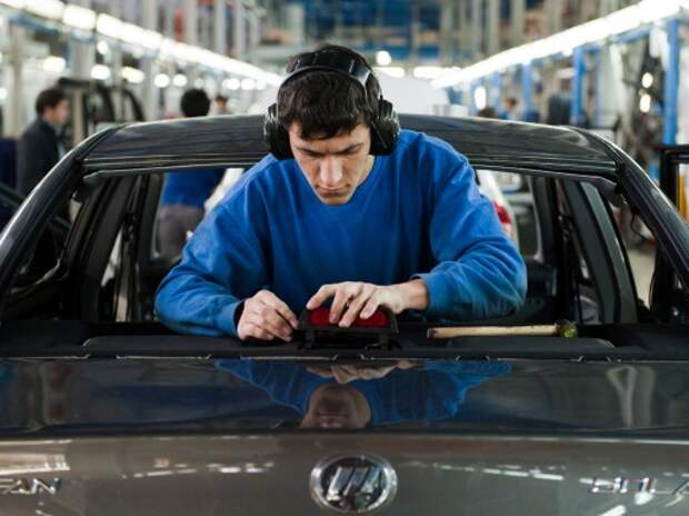 Lifan построит завод в Калужской области