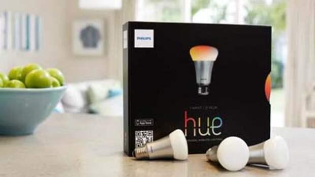 Разработчики смогут писать приложения для лампочек Philips