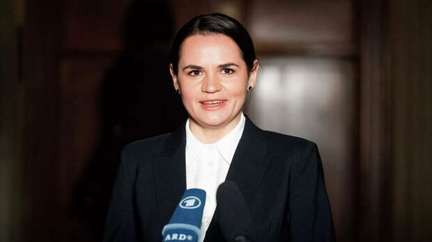 Тихановская заявила, что Байден поможет белорусской оппозиции победить