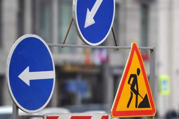 Движение ограничат на одном из оживленных перекрестков в Алматы