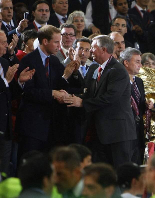 066 Алекс Фергюсон: Самый титулованный тренер Манчестер Юнайтед