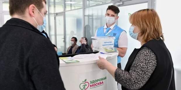 ВОЗ высоко оценила программу медобследований в павильонах «Здоровая Москва». Фото: Ю. Иванко mos.ru