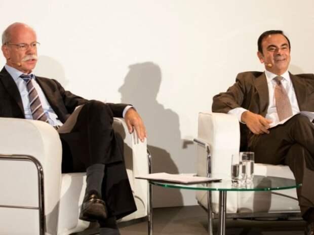 Daimler и Renault-Nissan расширяют сотрудничество